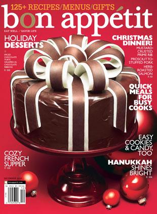 Christmas Sale Holiday BON APPETIT Magazine Foodie Christmas   Bon Appetit Christmas Recipes