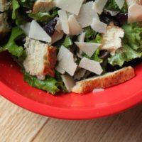 Wheatberry Caesar Salad
