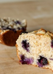 no guilt blueberry muffins