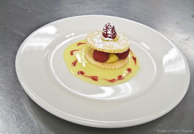 Creme Anglaise Dessert