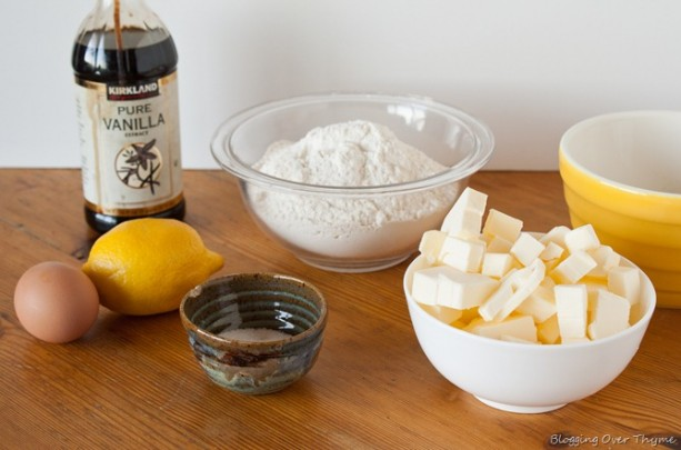 tart ingredients