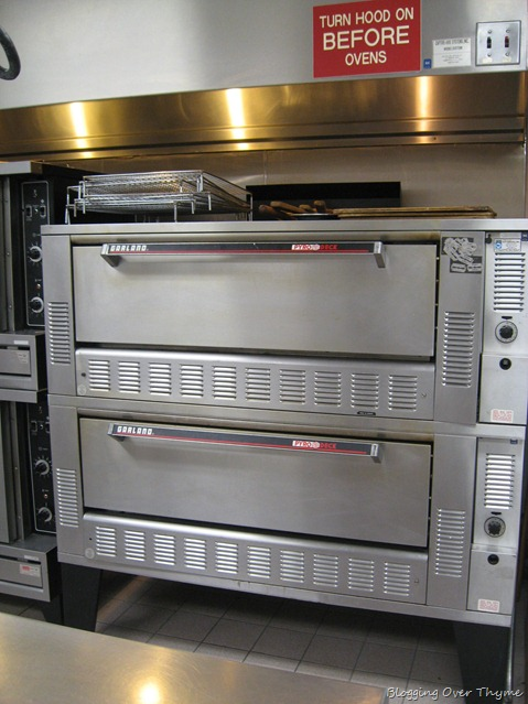 professional deck oven