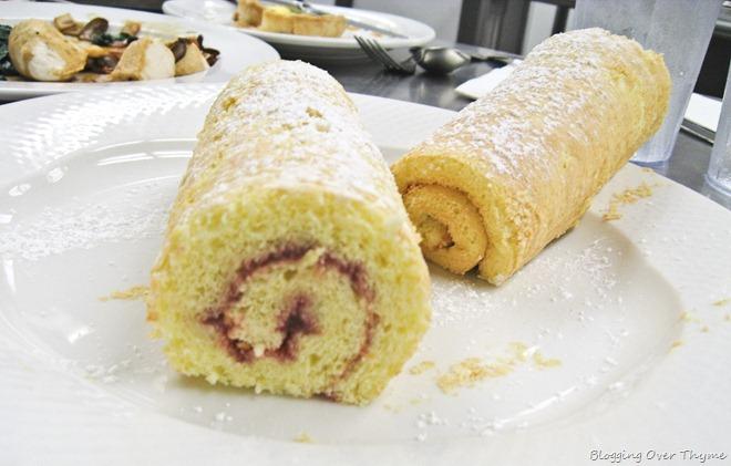 roulade sponge cake