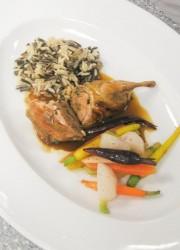 braised quail