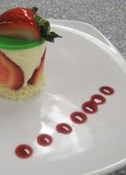 la fraiser dessert