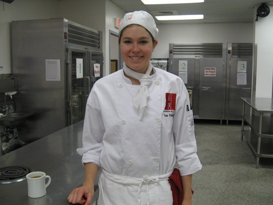 culinary school uniform