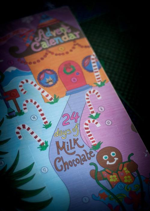 chocolate advent