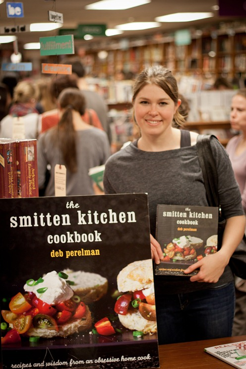smitten kitchen cookbook tour