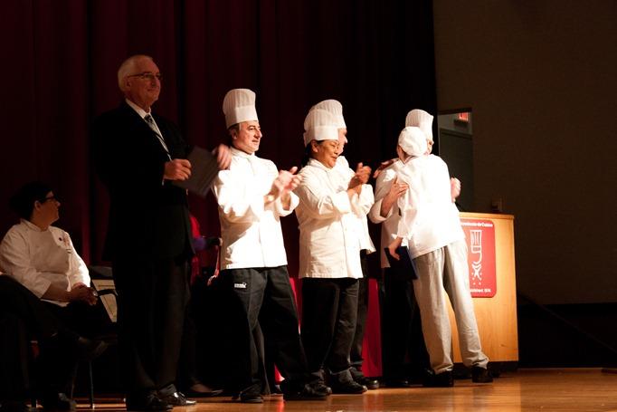 culinary school graduation