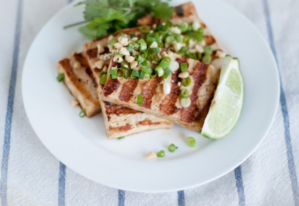 Soy Sauce Lime Wedges Crushed, Unsalted Peanuts ( buy whole peanuts ...