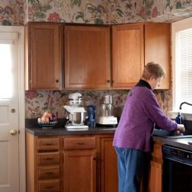 Sam and Judy's kitchen tour
