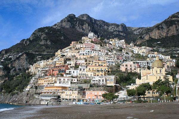 this coastal village in italy was the subject of a famous 1953 essay by john steinbeck.