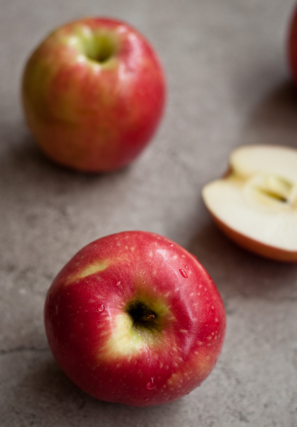 pink lady apples >> Blogging Over Thyme