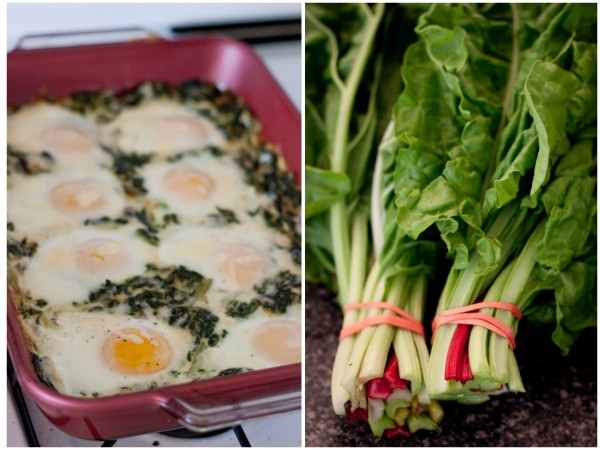 Bon Appetit's Company Eggs >> Blogging Over Thyme