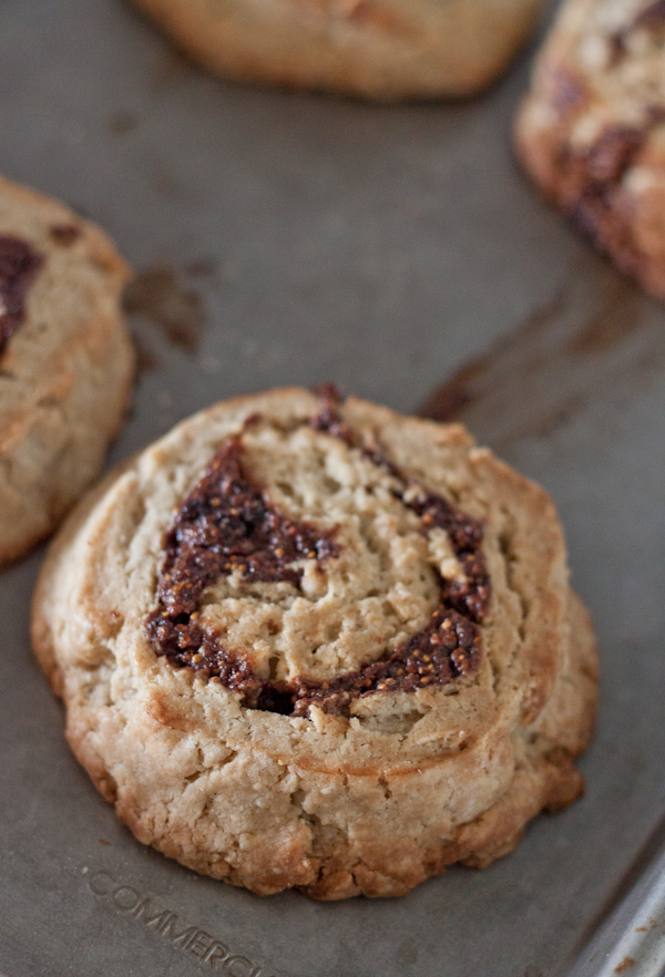 figgy buckwheat scones >> Blogging Over Thyme