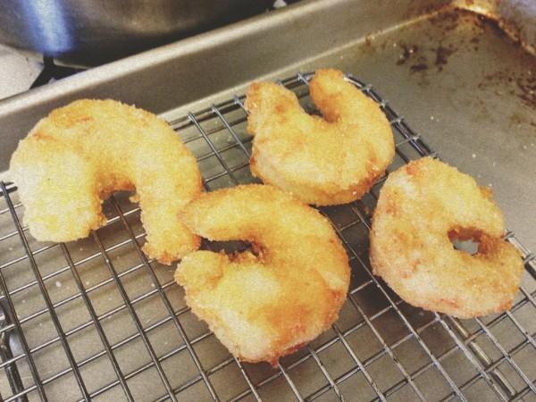 fried shrimp >> Blogging Over Thyme