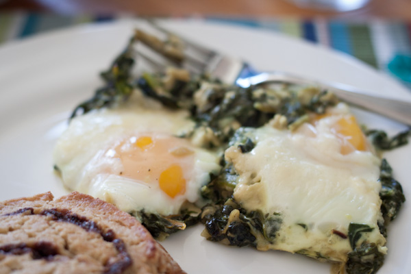 Company Eggs >> Blogging Over Thyme