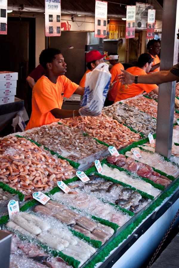 DC Seafood Market