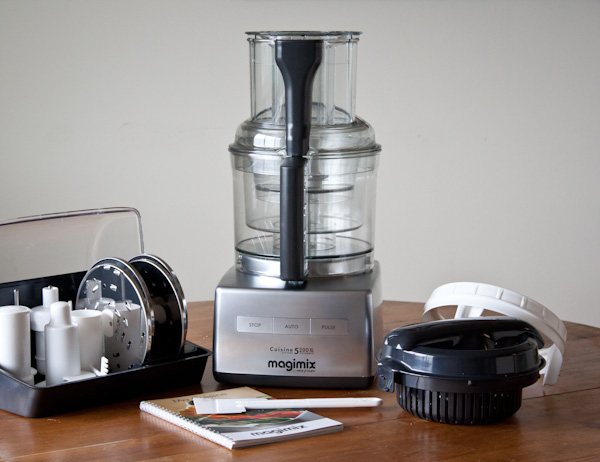 magimix food processor review giveaway closed a beautiful plate. Black Bedroom Furniture Sets. Home Design Ideas