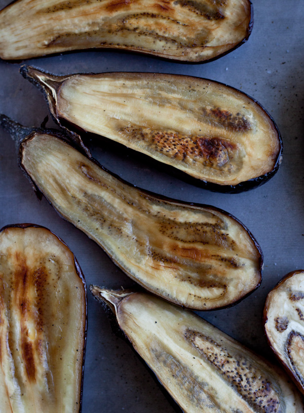 Roasted Eggplants