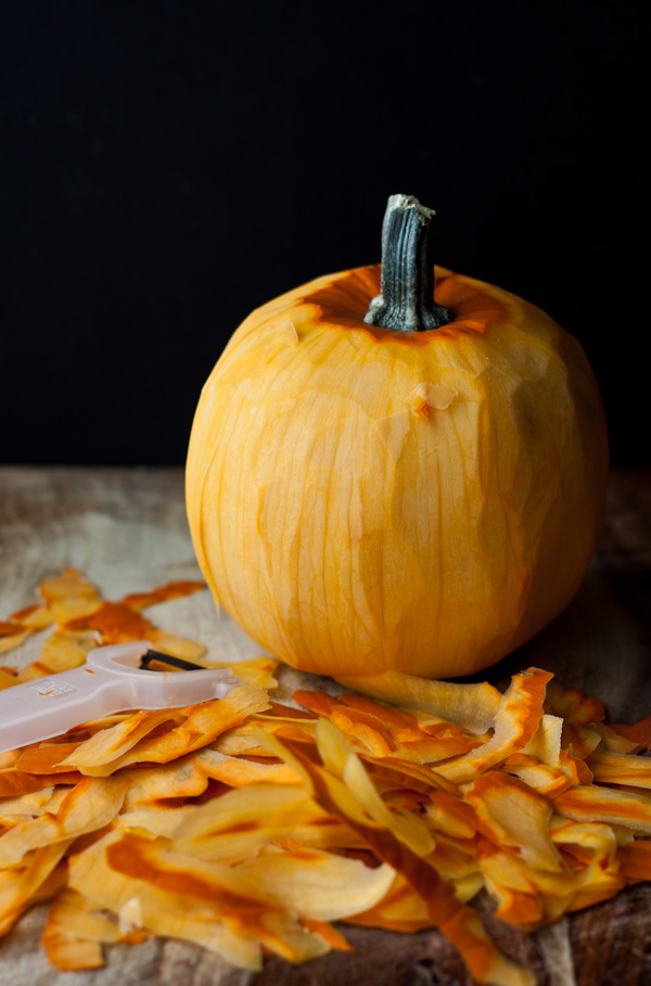 Sweet & Sour Pumpkin | bloggingoverthyme.com