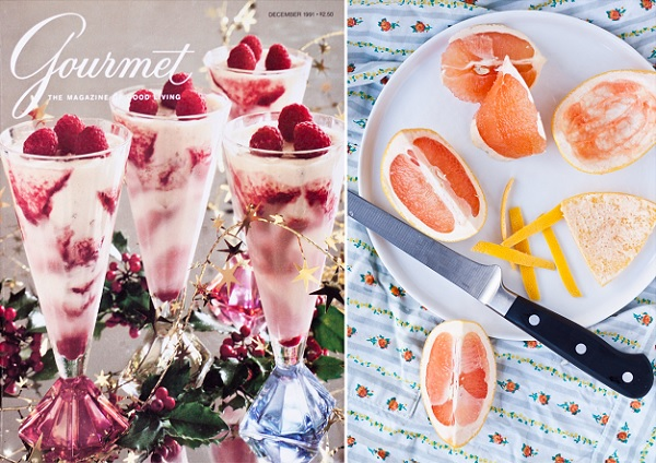 Candied Grapefruit Zest | bloggingoverthyme.com