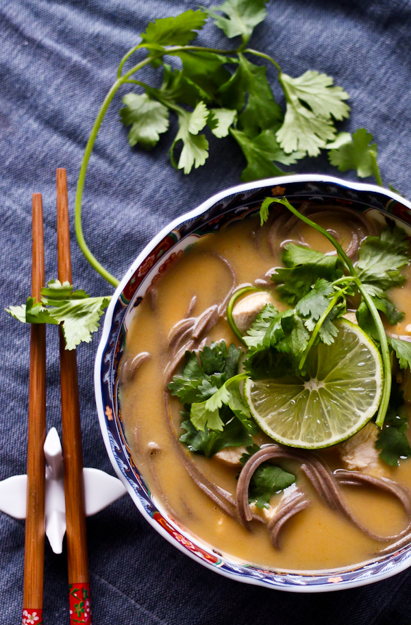 Coconut Lime Noodle Soup Recipes — Dishmaps