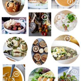 Top Healthy Recipes | bloggingoverthyme.com