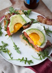 Ultimate BLT Sandwich | bloggingoverthyme.com