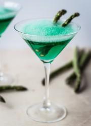 April Fool's Cocktail | bloggingoverthyme.com