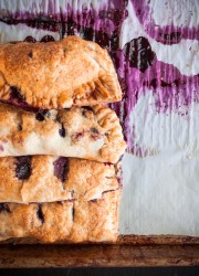Blueberry Cinnamon Hand Pies