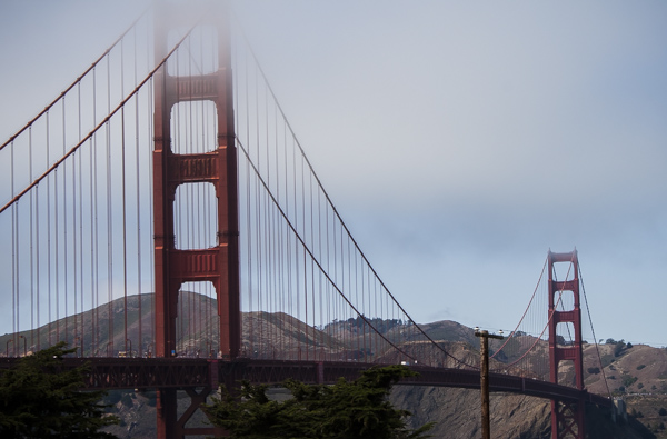 Golden Gate Bridge | bloggingoverthyme.com