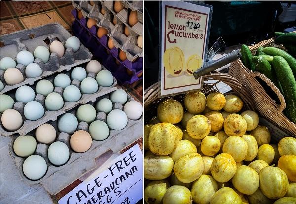 Oakland Farmer's Market   bloggingoverthyme.com