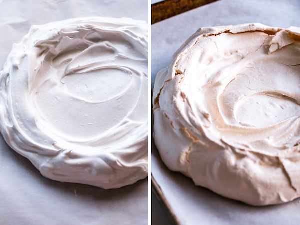 Baked Meringue