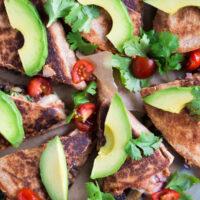30 Minute Weeknight Veggie Quesadillas