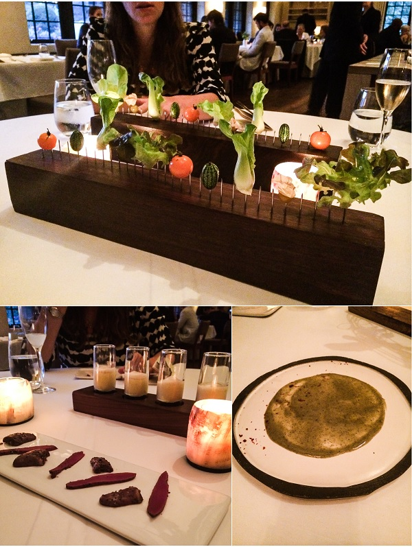Dinner at Blue Hill Stone Barns