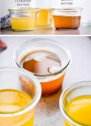 Butter 101: How to Make Clarified Butter, Ghee, & Brown Butter