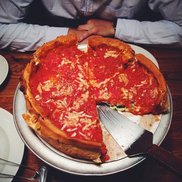 Giordano's Chicago Deep Dish Pizza