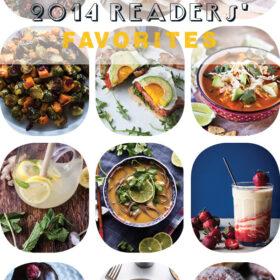 Top Reader's Favorites of 2014