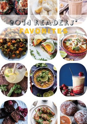 Top Reader's Favorites of 2014