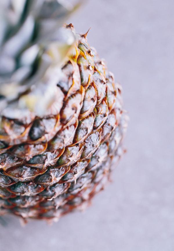 Avocado Pineapple and Banana Smoothie