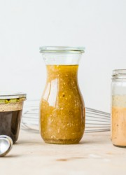 3 Easy Everyday Salad Vinaigrettes