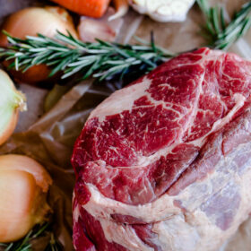 Classic Italian Beef Pot Roast