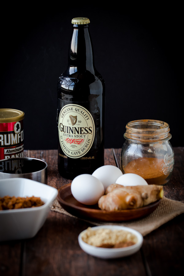 Guinness Stout Cake Ingredients