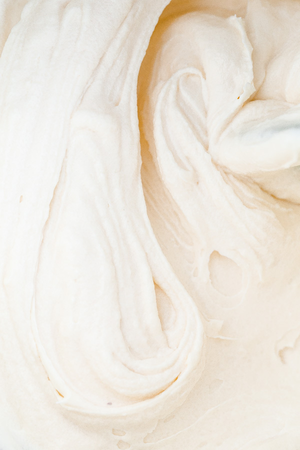 Bailey's Cream Cheese Frosting