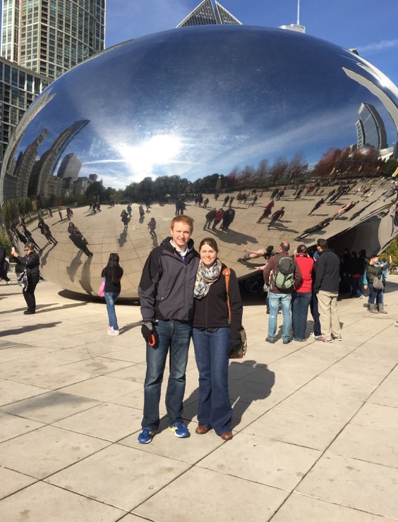 Moving to Chicago!