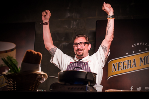 An Evening with Negra Modelo, Chef Rick Bayless and Chef Chris Cosentino #ThePerfectComplement