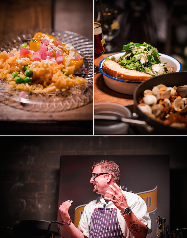 An Evening with Negra Modelo and Chef Chris Cosentino #ThePerfectComplement