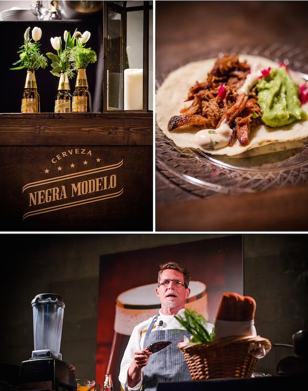 An Evening with Negra Modelo and Chef Chris Cosentino