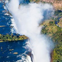 Victoria Falls Helicopter Ride